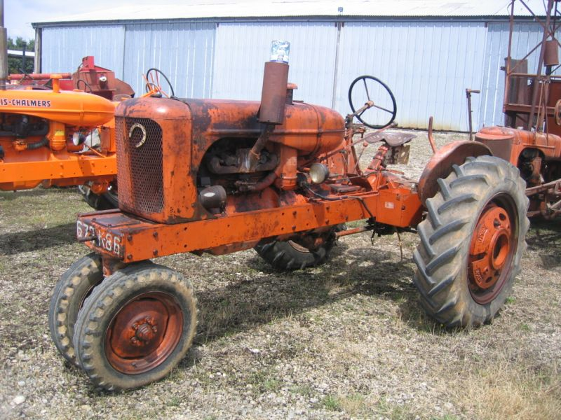 Allis Chalmers Chat Room