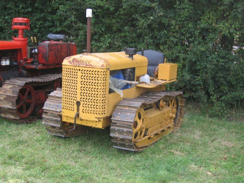 vieux tracteur ferguson
